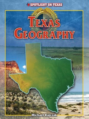 cover image of Texas Geography