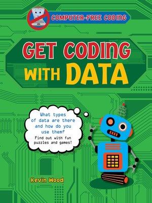 cover image of Get Coding with Data
