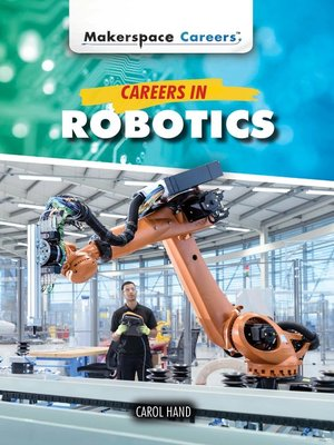 cover image of Careers in Robotics