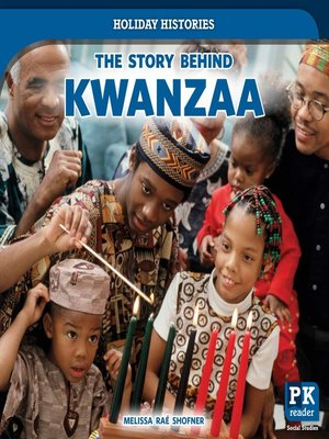 cover image of The Story Behind Kwanzaa