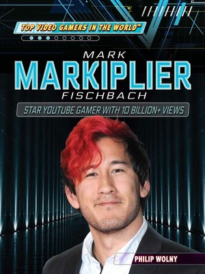 """cover image of Mark """"Markiplier"""" Fischbach"""