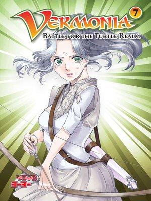 cover image of Vermonia 7: Battle for the Turtle Realm