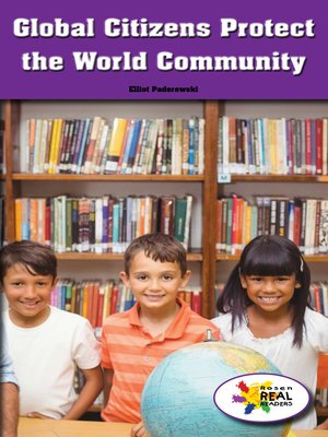 cover image of Global Citizens Protect the World Community