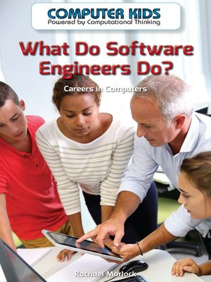 cover image of What Do Software Engineers Do?