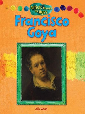 cover image of Francisco Goya
