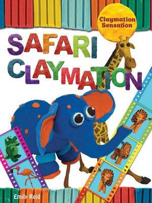 cover image of Safari Claymation