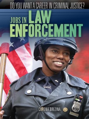 cover image of Jobs in Law Enforcement
