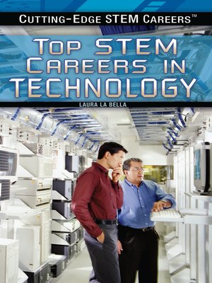 cover image of Top STEM Careers and Business in Technology