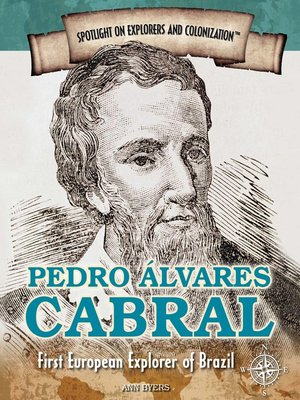 cover image of Pedro Álvares Cabral