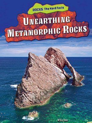 cover image of Unearthing Metamorphic Rocks