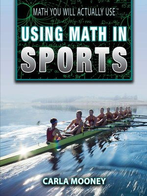 cover image of Using Math in Sports