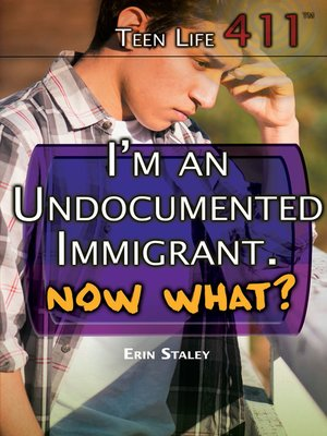 cover image of I'm an Undocumented Immigrant. Now What?