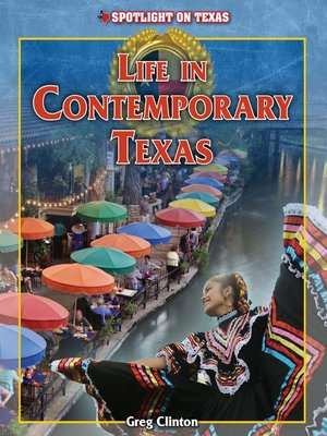cover image of Life in Contemporary Texas