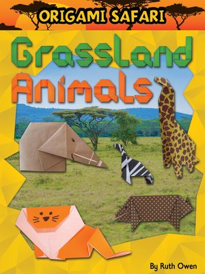 cover image of Grassland Animals