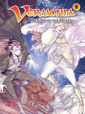 cover image of Vermonia 8: Return of the Queen
