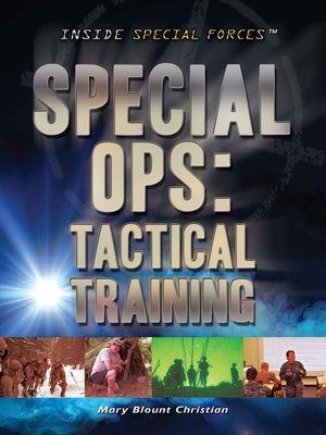 cover image of Special Ops: Tactical Training
