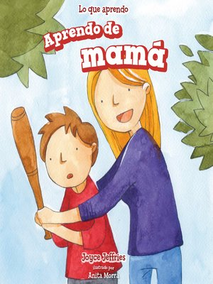 cover image of Aprendo de mamá (I Learn from My Mom)