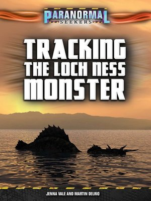 cover image of Tracking the Loch Ness Monster