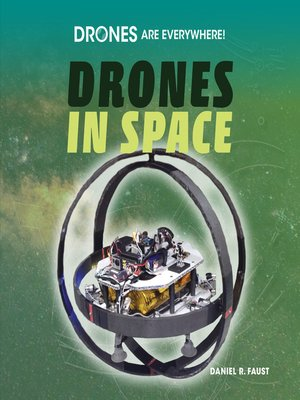 cover image of Drones in Space