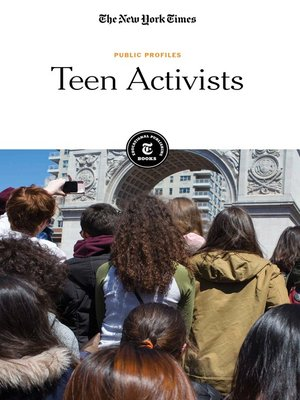 cover image of Teen Activists