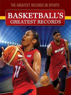 cover image of Basketball's Greatest Records