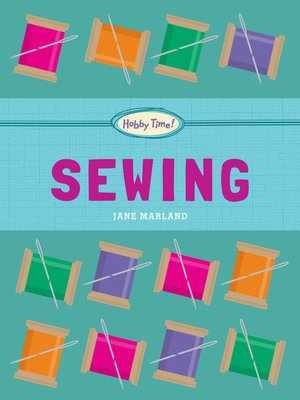 cover image of Sewing