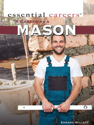 cover image of A Career as a Mason