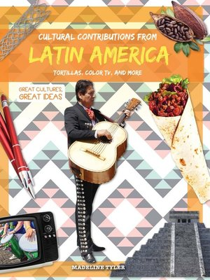 cover image of Cultural Contributions from Latin America
