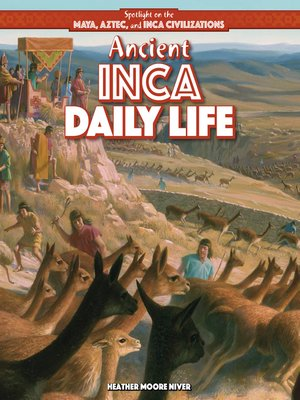 cover image of Ancient Inca Daily Life