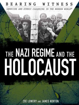 cover image of The Nazi Regime and the Holocaust