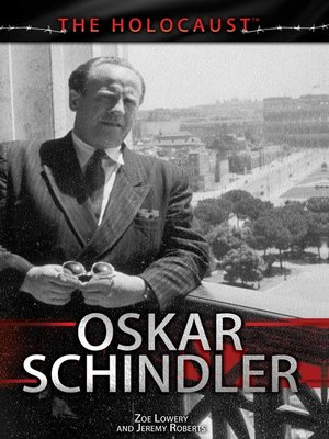 cover image of Oskar Schindler