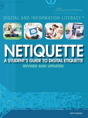 cover image of Netiquette