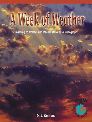 cover image of A Week of Weather