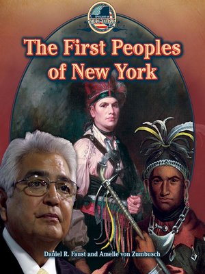 cover image of The First Peoples of New York