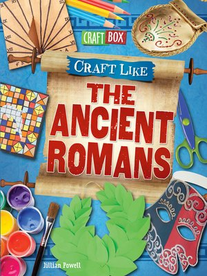 cover image of Craft Like the Ancient Romans
