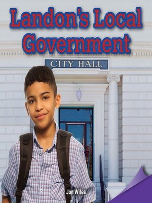 cover image of Landon's Local Government