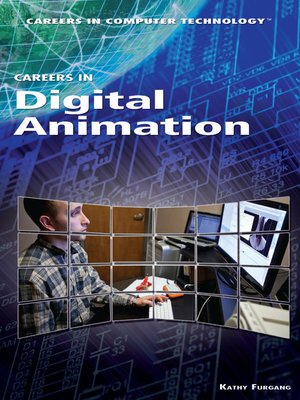 cover image of Careers and Business in Digital Animation
