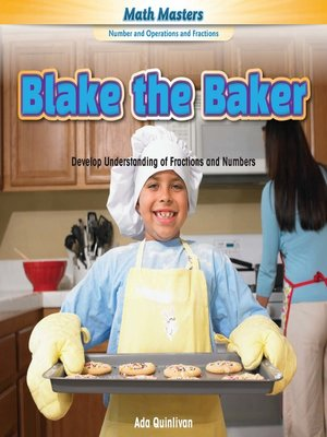 cover image of Blake the Baker
