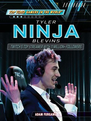 "cover image of Tyler ""Ninja"" Blevins"