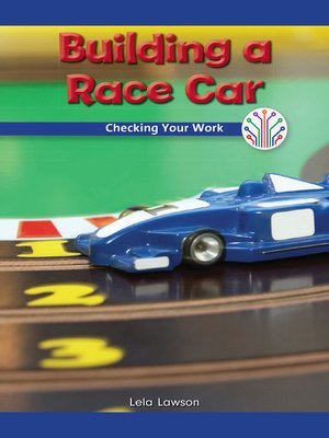 cover image of Building a Race Car