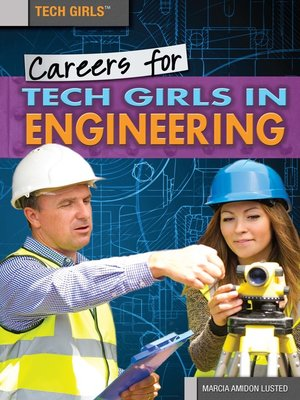 cover image of Careers and Business for Tech Girls in Engineering