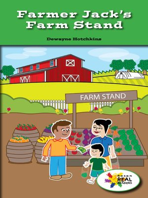 cover image of Farmer Jack's Farm Stand