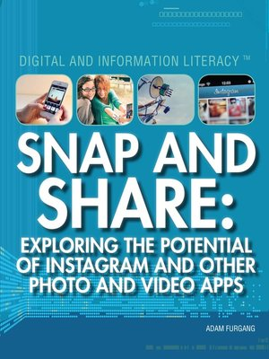 cover image of Snap and Share