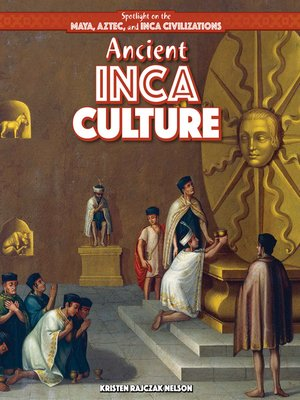 cover image of Ancient Inca Culture