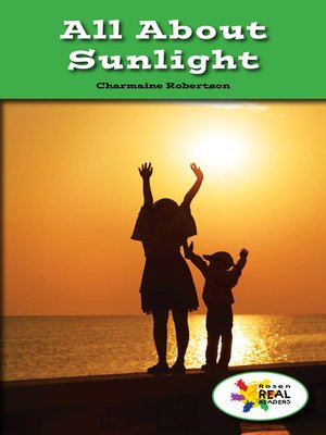 cover image of All About Sunlight