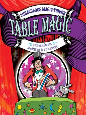 cover image of Table Magic