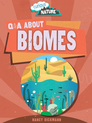 cover image of Q & A About Biomes