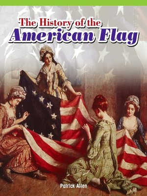cover image of The History of the American Flag