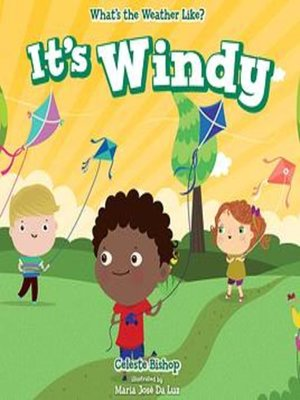 cover image of It's Windy