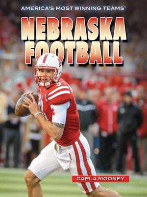 cover image of Nebraska Football